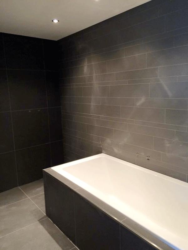 Badkamer door Troost Tegelzetters